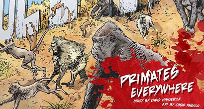 Primates Everywhere on Act-I-vate